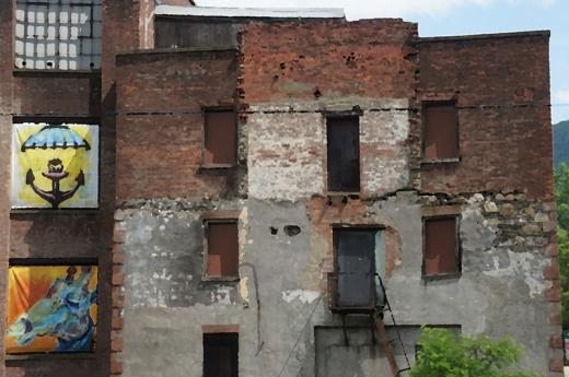 Brick and Mortar, Beacon, NY 2013