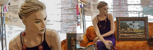 Mannequin Life Revisited, Miami 2013