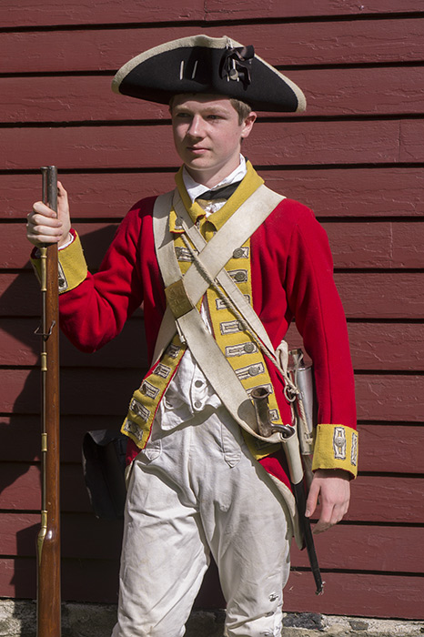 IX Regiment of Foot, Woodbury, CT 2013