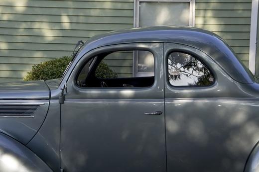 Car Show, Woodbury, CT 2013