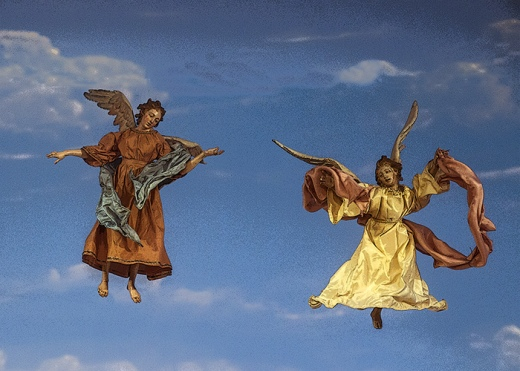 Angels in Bethlehem, CT 2013