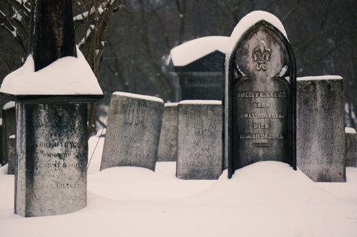 Stone Cold, Woodbury, CT