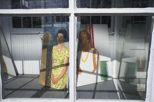Watchers in the Window, Bantam, CT