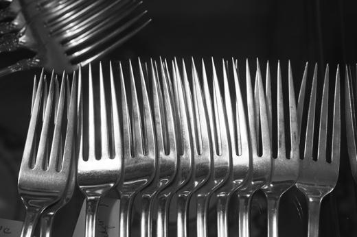 Forks, Antique Shop, Millbrook, NY